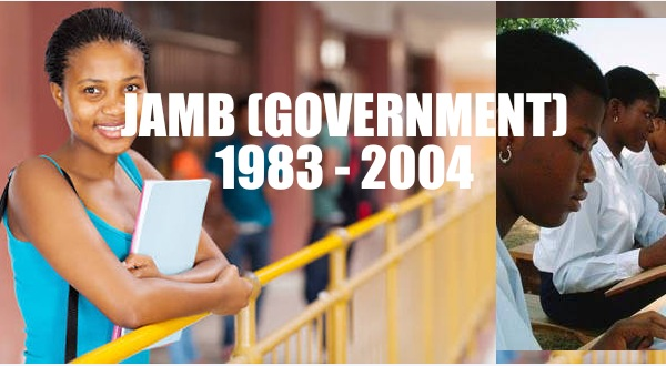 JAMB (GOVERNMENT) 1983 - 2004 image