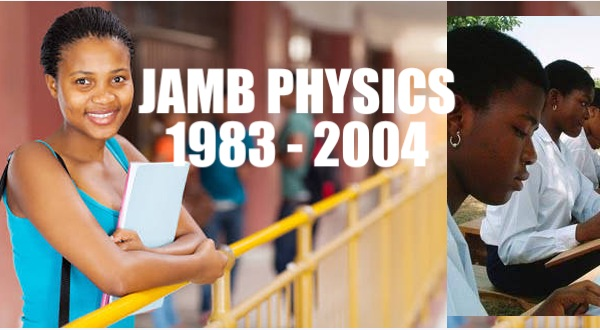 JAMB Physics (1983 - 2004) image