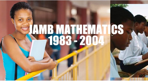 Mathematics  (JAMB) Questions image