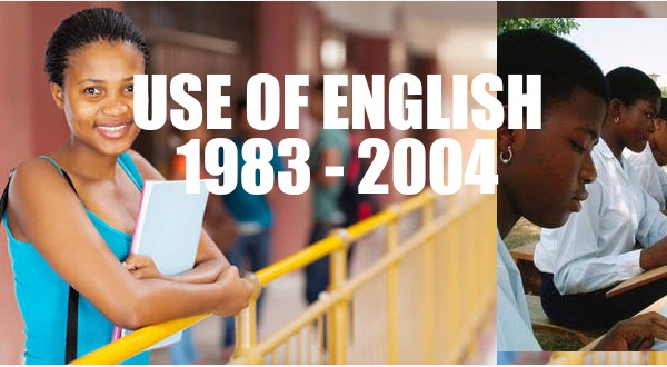 Use Of English  (JAMB) Questions image
